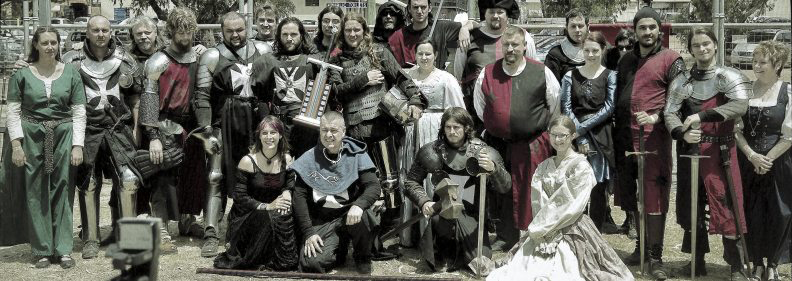 York Medieval Fayre Group Photo